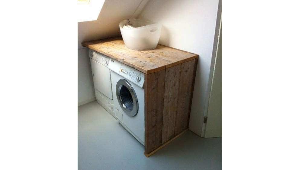 Cacher machine à laver