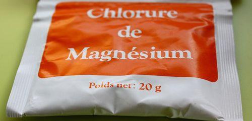 chlorure magnesium