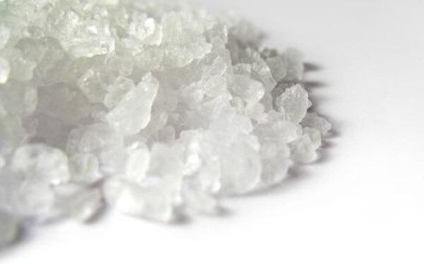 cristaux soude blanchir linge