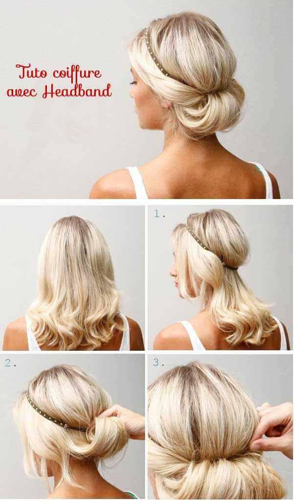 headband facile