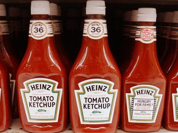 ketchup heinz monsanto