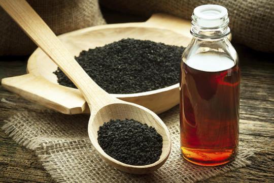 huile cumin noir