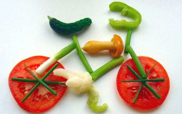 manger legumes enfant