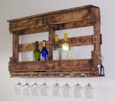 Un meuble bar