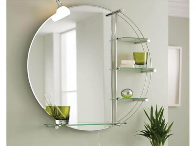 lustrer mirroir