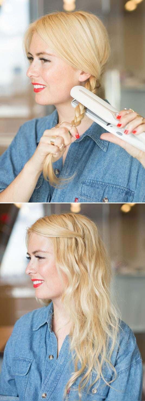 ondulation naturelle cheveux