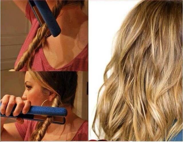 onduler cheveux