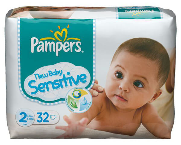 pampers monsanto