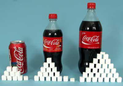 diabète obésité coca cola