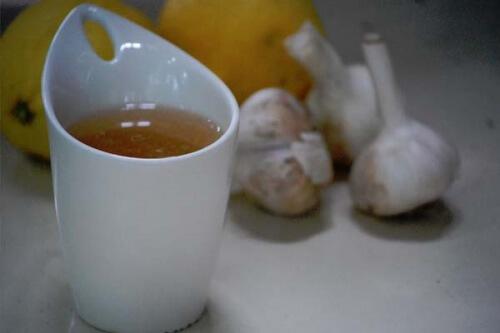 thé ail