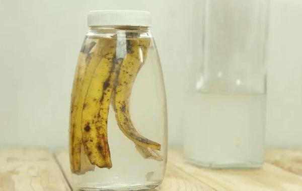 faire du vinaigre avec banane