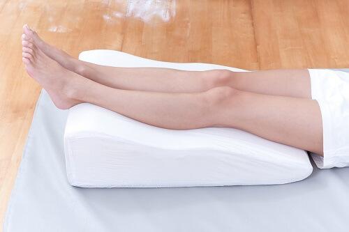 Surélever les jambes