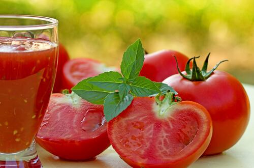 la tomate pour perdre du poids