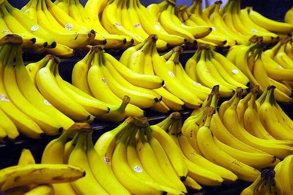 banane fruit brule graisse