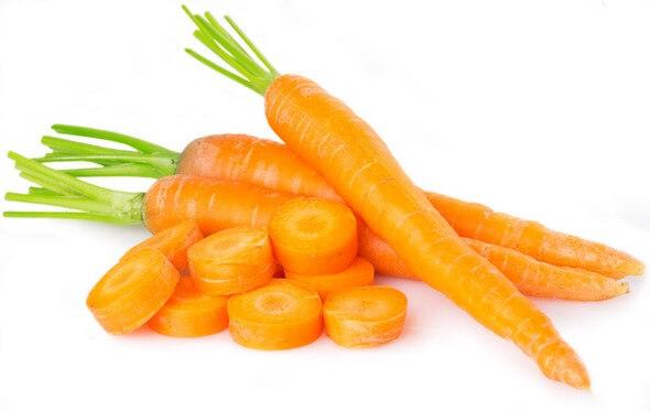carottes brule graisse
