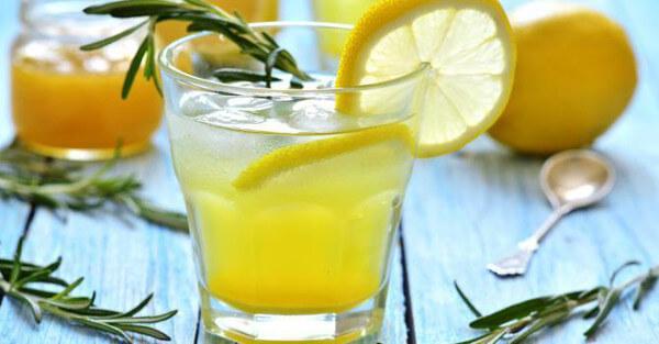 eau citron ph sanguin