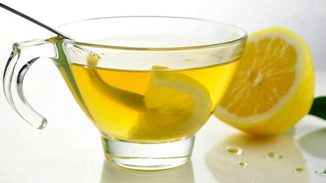 eau citron systeme immunitaire