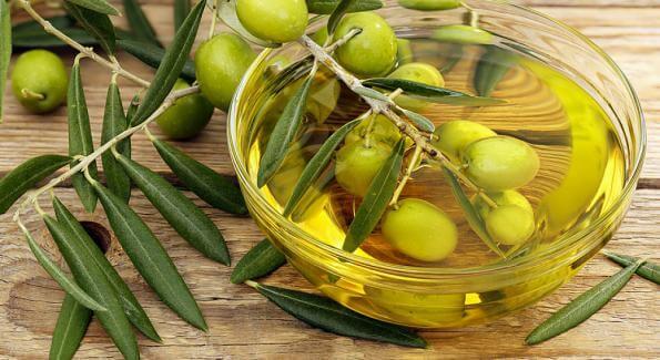 Les massages à l'huile d'olive