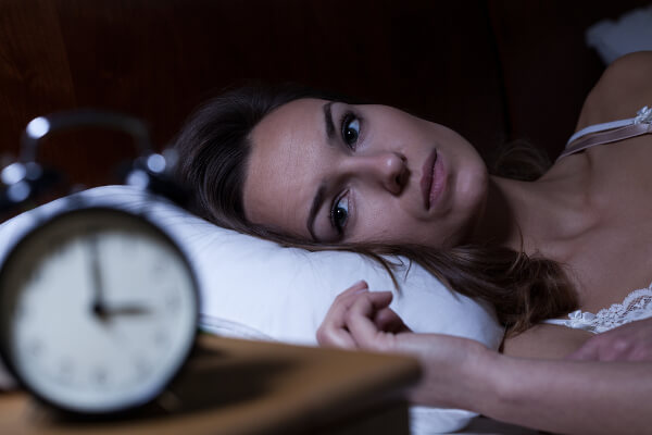 ne pas chercher à s'endormir
