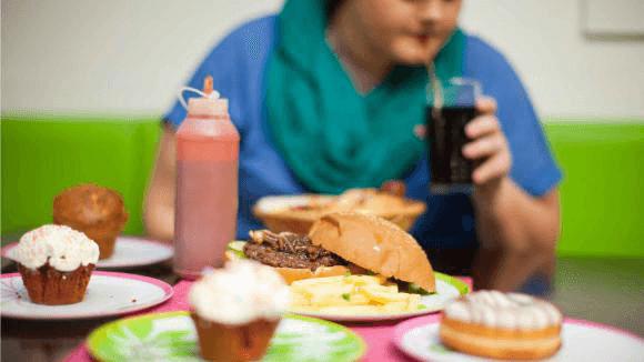 Eviter les plats trop gras