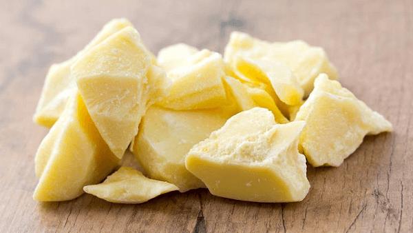 Traitement à base de beurre de cacao