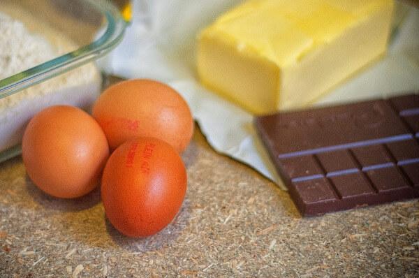 Gateau au chocolat des ecoliers
