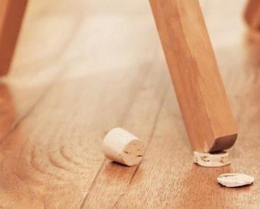 Les bouchons de liège : très pratique pour réparer les meubles et la maison à moindre coût...