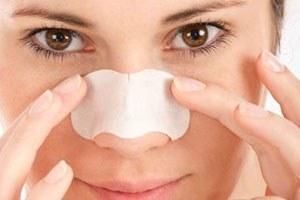 patch anti points noirs sur le nez