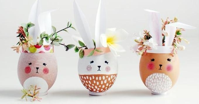 Des mini-pots de fleurs originaux