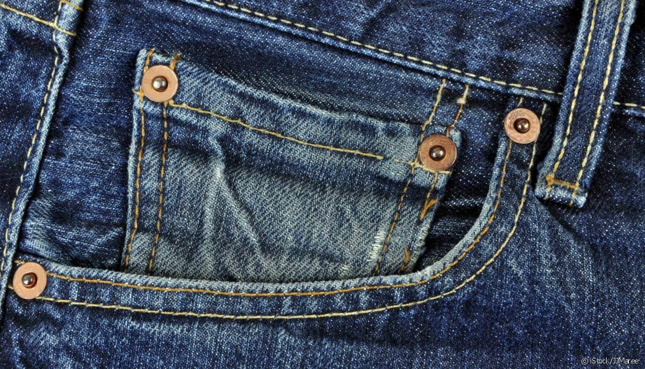 A quoi sert d'avoir une petite poche dans la poche du jean