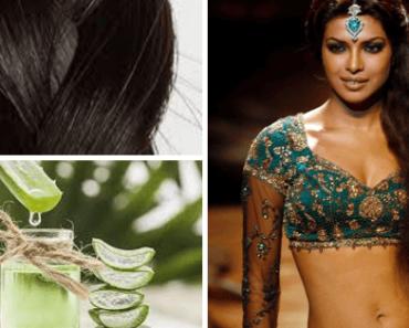 les secrets hindous pour que les cheveux poussent plus vite