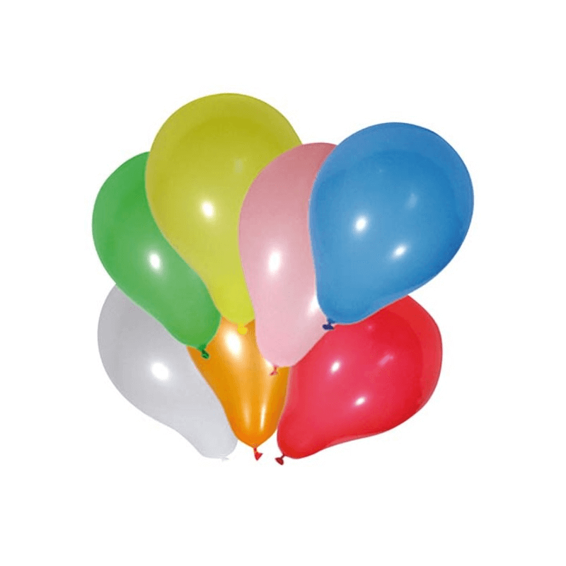 se débarrasser des poils de chat avec des ballons gonflables
