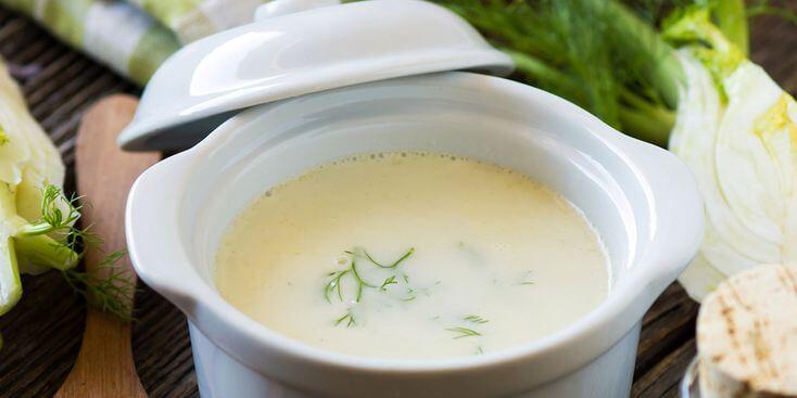 soupe au fenouil