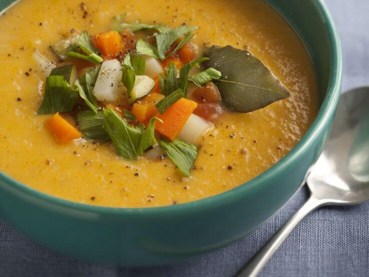 @soupe chou celeri carotte