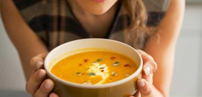soupe minceur
