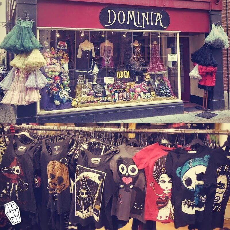 boutique emo girl