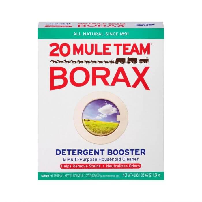 Tout Sur Lutilisation Du Borax
