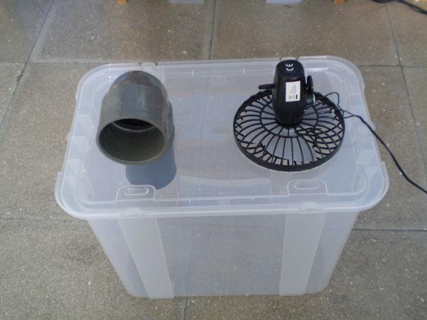 comment fabriquer son climatiseur