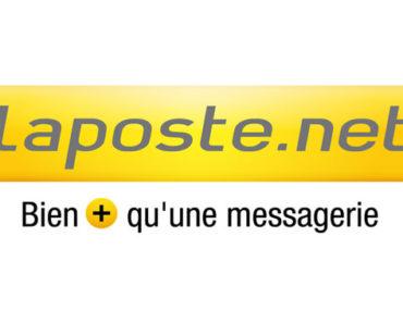 boite mail la poste
