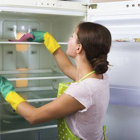 réfrigérateur à l'eau oxygénée