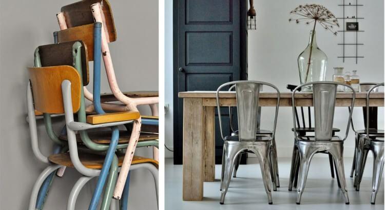 déco-industrielle-chaises