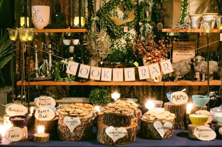 mariage-champêtre-cookie-bar