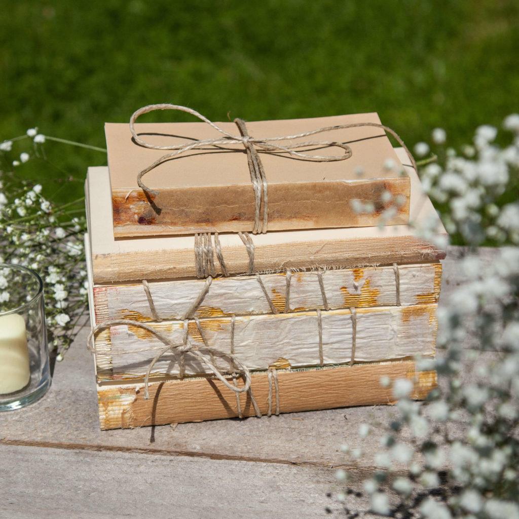 mariage-champêtre-livres
