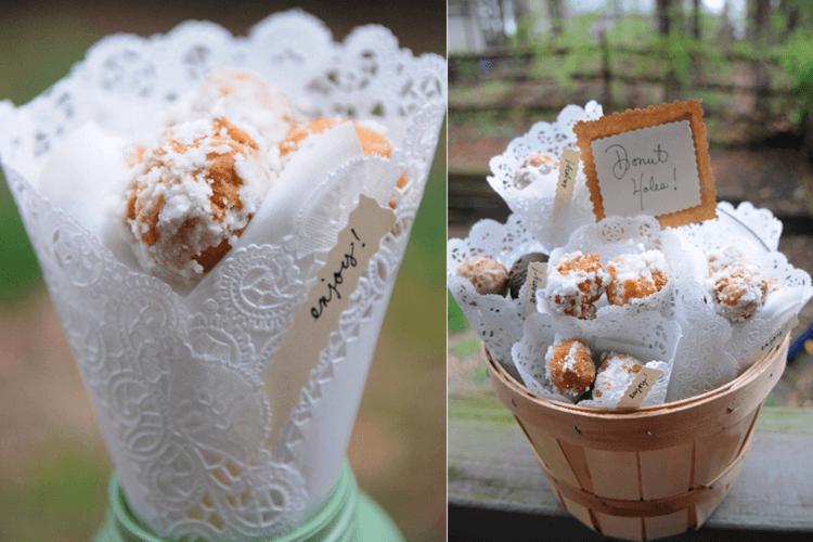 mariage-champêtre-donuts