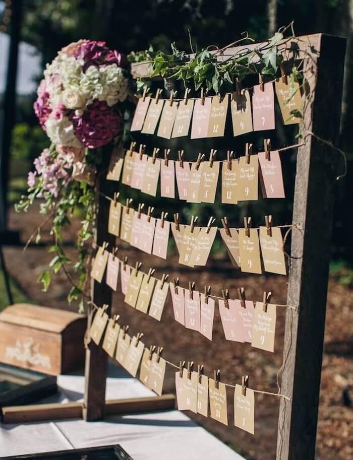 mariage-champêtre-plan-de-table