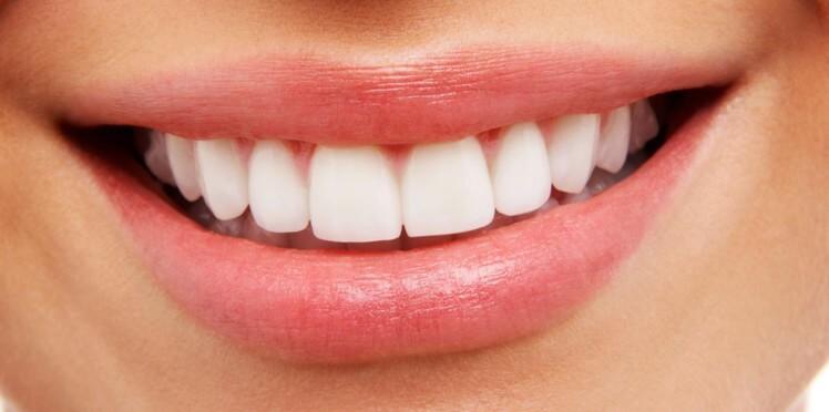 vinaigre de cidre-dents