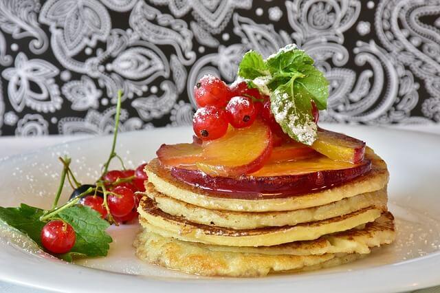 pancake-fruit