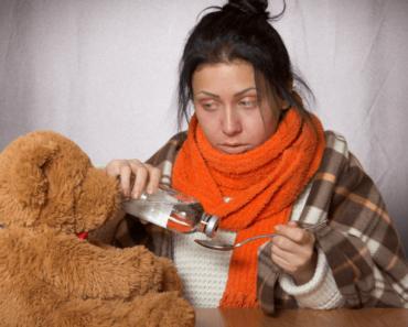 toux sèche-ourson