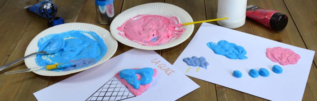peinture-mousse-glaces