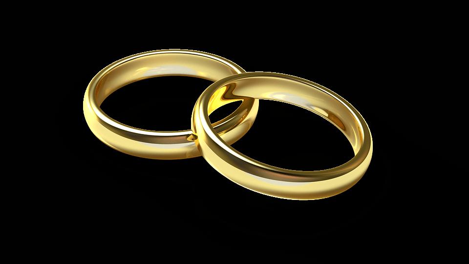 bijou en or-anneaux